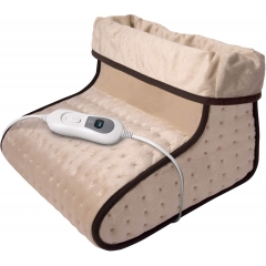 Sweet Dreams Luxury Electric Foot Warmer with 2 Free Fleece Inserts